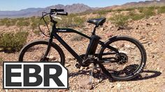 IZIP E3 Zuma Video Review - Affordable Cruiser Electric Bike with Pedal ...