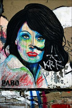 PABO #streetart #street art #graffiti