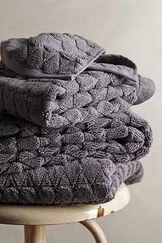 Towels - Bathroom - anthropologie.com