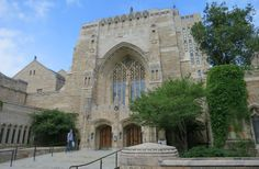 New Haven, CT; Yale Sterling Memorial Library,  Arts, Culture & Culinary surprises!