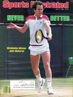 McEnroe, never another!