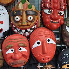 Traditional Korean Mask