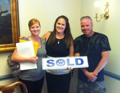 Happy clients are the best clients! Great closing day! Courtesy of www.BethMcGeorge.com #handshakesandhugs