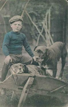 Aberavon - Neath port Talbot county Borough, Wales 1904. Colección C.H.