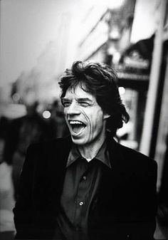 Mick    by Peter Lindbergh