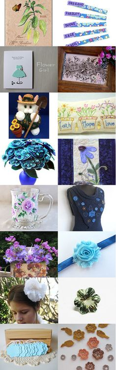 Botanical in Midwinter by Celebration Times  by Virginia Soskin on Etsy--Pinned with TreasuryPin.com