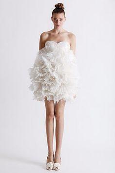 little white daisy duck dress