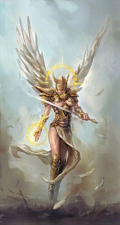 .archangel by ml-11mk.deviantart.com on @deviantART