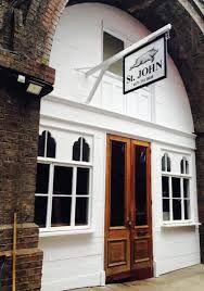 St John Bakery- 72 Druid St London SE1 2HQ