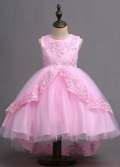 260 Ideas De Vestidos Con Tul Niñas Vestidos Para Niñas Vestidos De Fiesta Para Niñas Moda Para Niñas