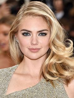 How to Get Insanely Long Lashes Like Kate Upton – Style News - StyleWatch - People.com