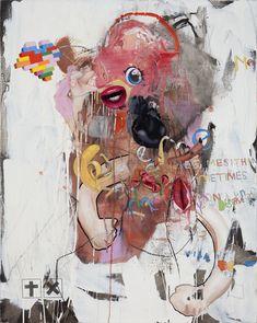 """Study Spasticoid Plasticoid"" by Antony Micallef. Inspiration."