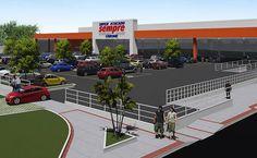 VISÃO NEWS GOSPEL: Novo supermercado na Serra deve criar 500 vagas de emprego