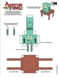 BMO cut out