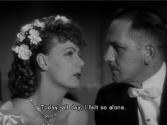 """""""Today, all day, I felt so alone.""""  #subtitles"""