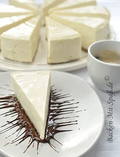 New York Cheesecake - Rezept