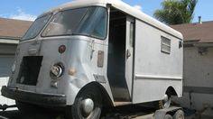 1955 Grumman Olson Curb Side Van