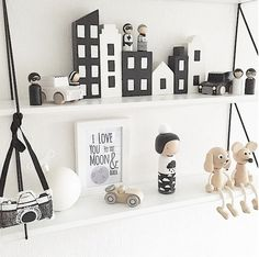 Sweet Shelving. @littledreambird