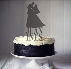 Decoración de tartas con metacrilato de color