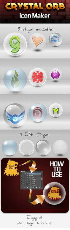 DOWNLOAD:    goo.gl/vvrhlFFILE FEATURES: Non-destructive Actions, retaining original image.Easy to Use.Three angles for the resulting 3D Image.Create your own 3D icons, logos, buttons.YOU...