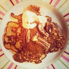 I Quit Sugar: Simple Apple Pancakes