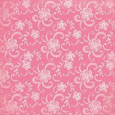 Authentique > Classique: Pretty > Lacy Paper - Classique: Pretty - Authentique: A Cherry On Top