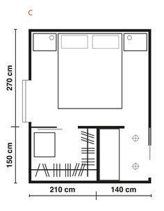 modern Minimalist Walk-in Closet Innovative Design, Cabina Armadio by Porro Closet Bedroom, Living Room Bedroom, Home Bedroom, Home Room Design, House Design, Ux Design, Master Bedroom Plans, Casa Top, My House Plans
