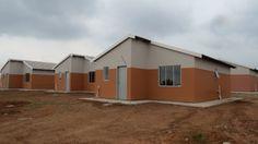 Mohlakeng housing project