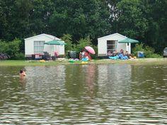 chalet aan de zwemplas