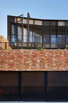 House of Bricks | Nhà ở Melbourne, Úc – Jolson Architecture | KIẾN TRÚC NHÀ NGÓI