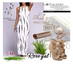 """Rosegal 21"" by aida-1999 ❤ liked on Polyvore"