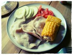 Pierogi, Polush dumplings by notimeforironing, via Flickr