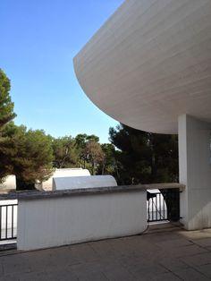 Museum Maeght Saint Paul de Vence (F.) Architect Josep Lluis Sert (S.) 1964