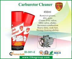 Carburetor-Cleaner-ID-301-car care products supplier-iLike Fine Chemical