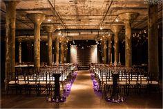 modern warehouse loft wedding venue