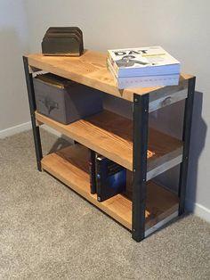 Bookshelf Industrial design 25 Metal Leg