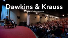 Dawkins & Krauss: Life, The Universe, And Everything (An Origins Project...
