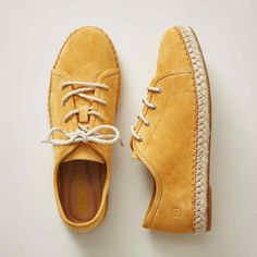 SEEL SHOES Suede Sneakers, Espadrilles, Oxford Shoes, Dress Shoes, Lace Up, Accessories, Clothes, Style, Fashion