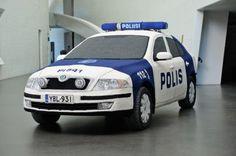 Kaija Papu: pehmeä poliisiauto