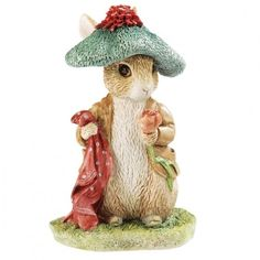 Beatrix Potter's Benjamin Bunny Miniature Figurine