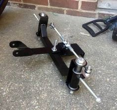 how to make a steering for a go kart - Google Search