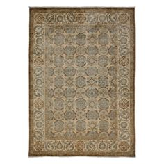 """Bloomingdale's Oushak Collection Oriental Rug, 6'2"""" x 8'7"""""""