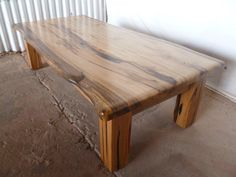 Marri Slab Coffee Table Diy Home Cleaning, Cleaning Recipes, House Cleaning Tips, Slab Table, Dining Table, Cleaning Shower Glass, Homemade Drain Cleaner, Timber Beds, Reupholster Furniture
