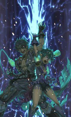 Zeke & Pandoria (Xenoblade Chronicles 2)