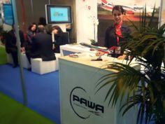 Pawa busca aumentar sus relaciones comerciales en feria de turismo en España