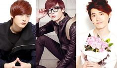 The Top 25 Ultimate Flower Boys  LEE JONG SUK