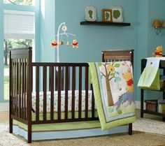 Winnie the Pooh's Sunny Hunny Day Can Be a Part of Your Nursery