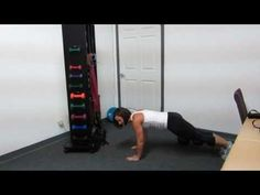 Flabby Arm Exercises for Women | The Bye Bye Arm Workout by Miss Alex | HASfit 072511