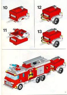 Old LEGO® Instructions | letsbuilditagain.com More