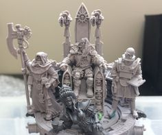Page 9 of 14 - KBA's Heresy Thread - posted in + WORKS IN PROGRESS +: Militia? You have my attention buddy as im doing them for etl
